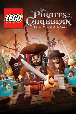 LEGO Pirates of the Caribbean: The Video Game poster image on Steam Backlog
