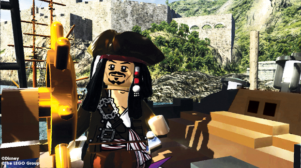 lego pirates of the caribbean the video game pc system requirements