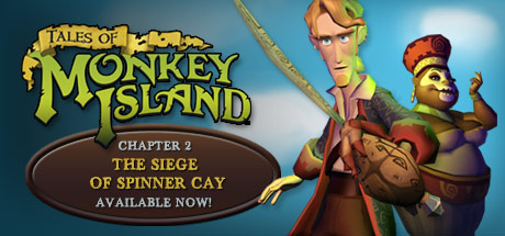 Купить Tales of Monkey Island Complete Pack: Chapter 2 - The Siege of Spinner Cay