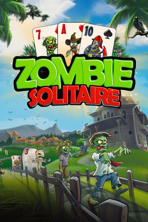 Zombie Solitaire poster image on Steam Backlog