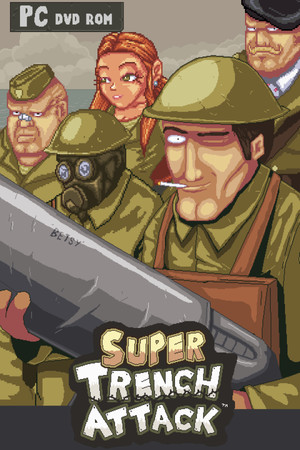 Super Trench Attack! poster image on Steam Backlog