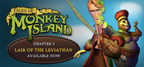 Купить Tales of Monkey Island Complete Pack: Chapter 3 - Lair of the Leviathan