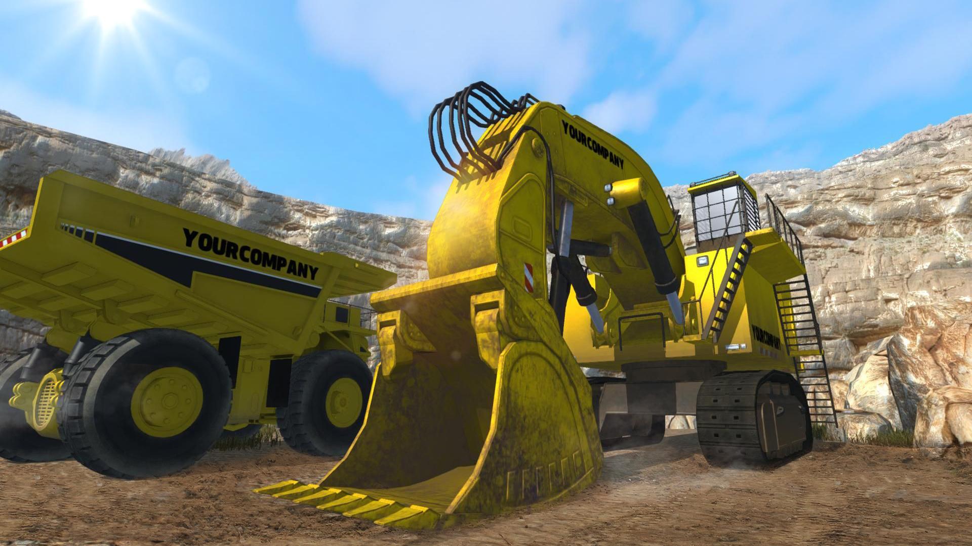 DIG IT! A Digger Simulator Multilenguaje ESPAÑOL PC (3DM) 1
