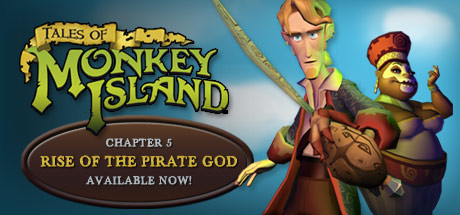 Купить Tales of Monkey Island Complete Pack: Chapter 5 - Rise of the Pirate God