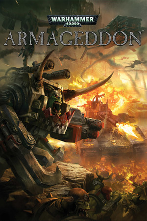 Warhammer 40,000: Armageddon poster image on Steam Backlog