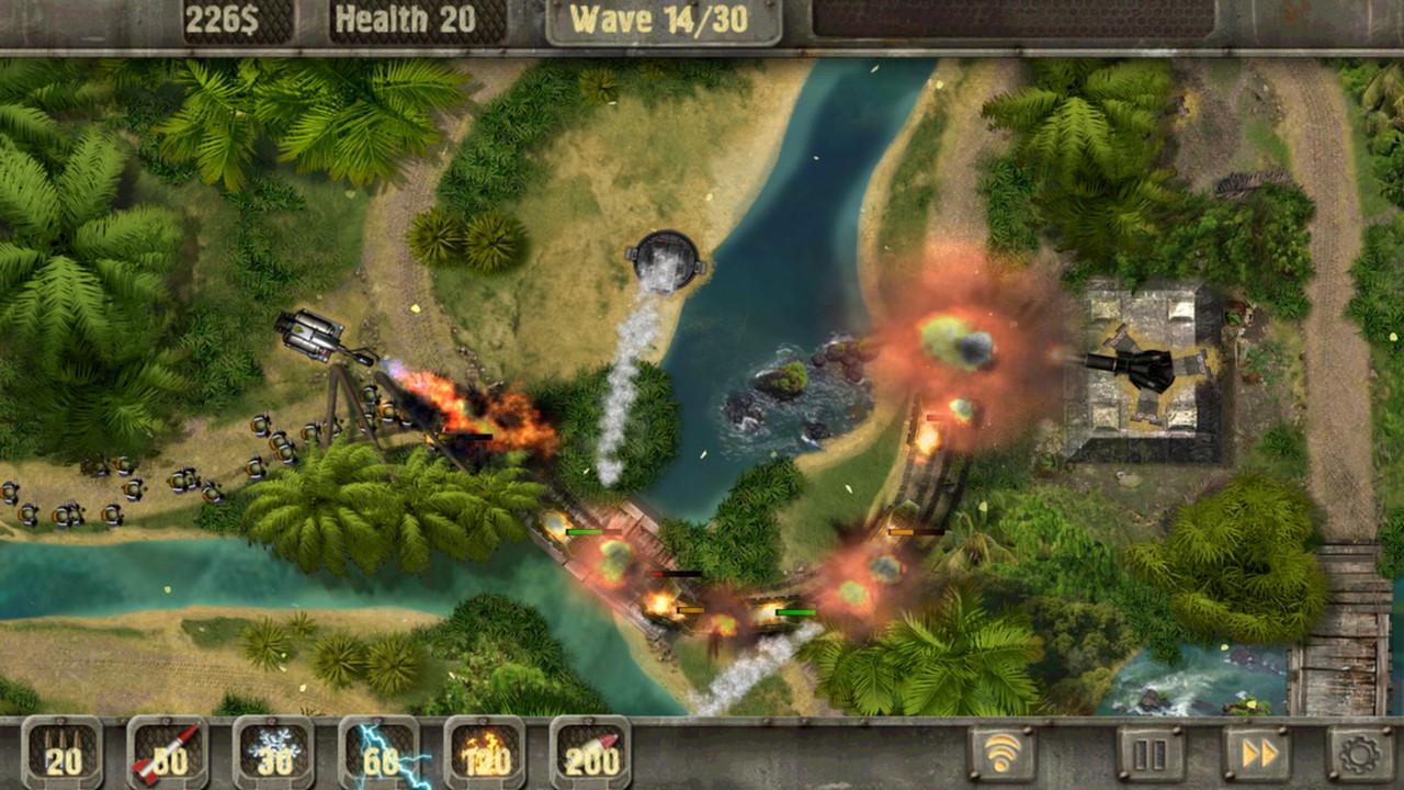 Defense Zone screenshot