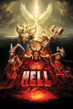 Hell poster image on Steam Backlog