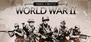 Order of Battle: World War II cover art