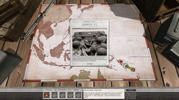 скриншот Order of Battle: World War II 2