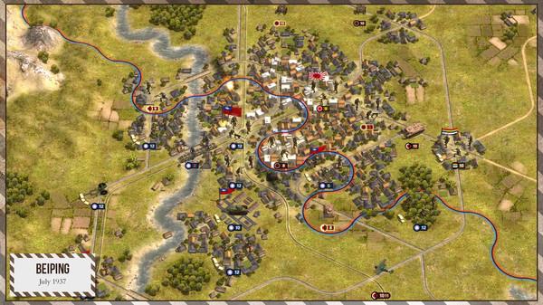 скриншот Order of Battle: World War II 3