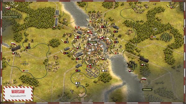 скриншот Order of Battle: World War II 0