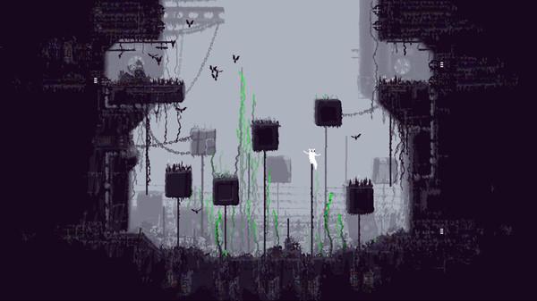 Screenshot of Rain World