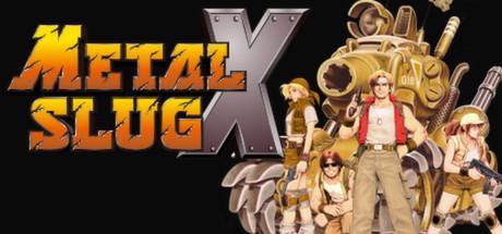 Teaser image for METAL SLUG X