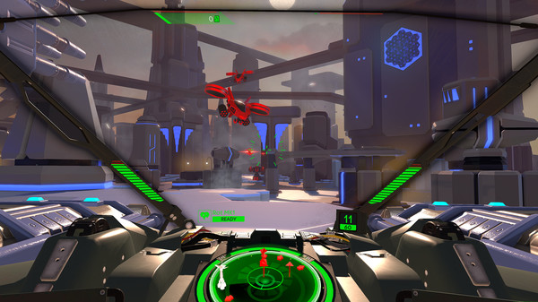 Battlezone Screenshot
