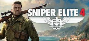 Sniper Elite 4 cover art