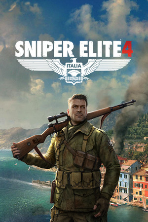 Sniper Elite 4 poster image on Steam Backlog