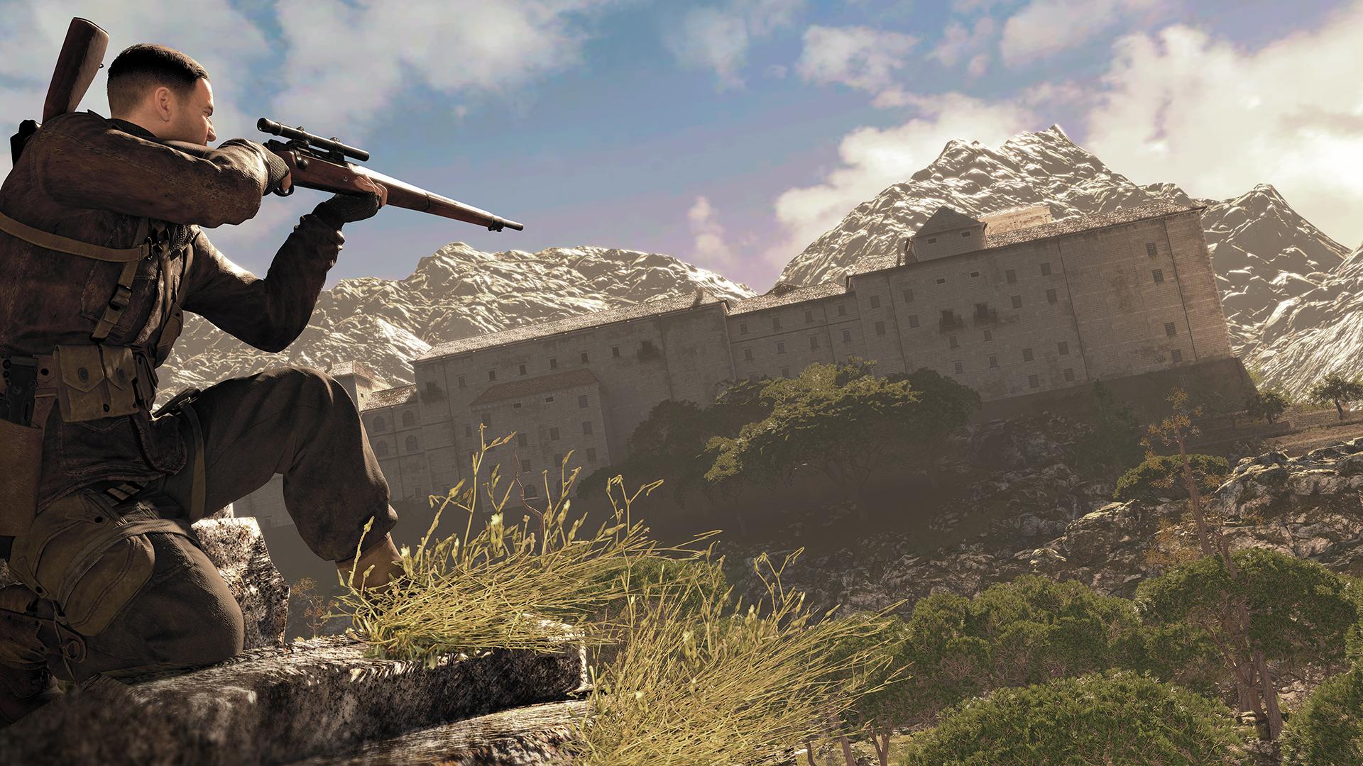 Sniper Elite 4 Patch Download