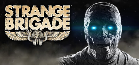 Strange Brigade Cover art Steam Wide
