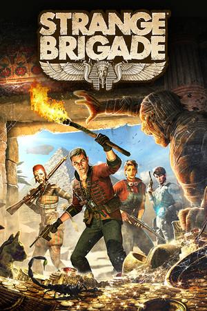 Strange Brigade poster image on Steam Backlog