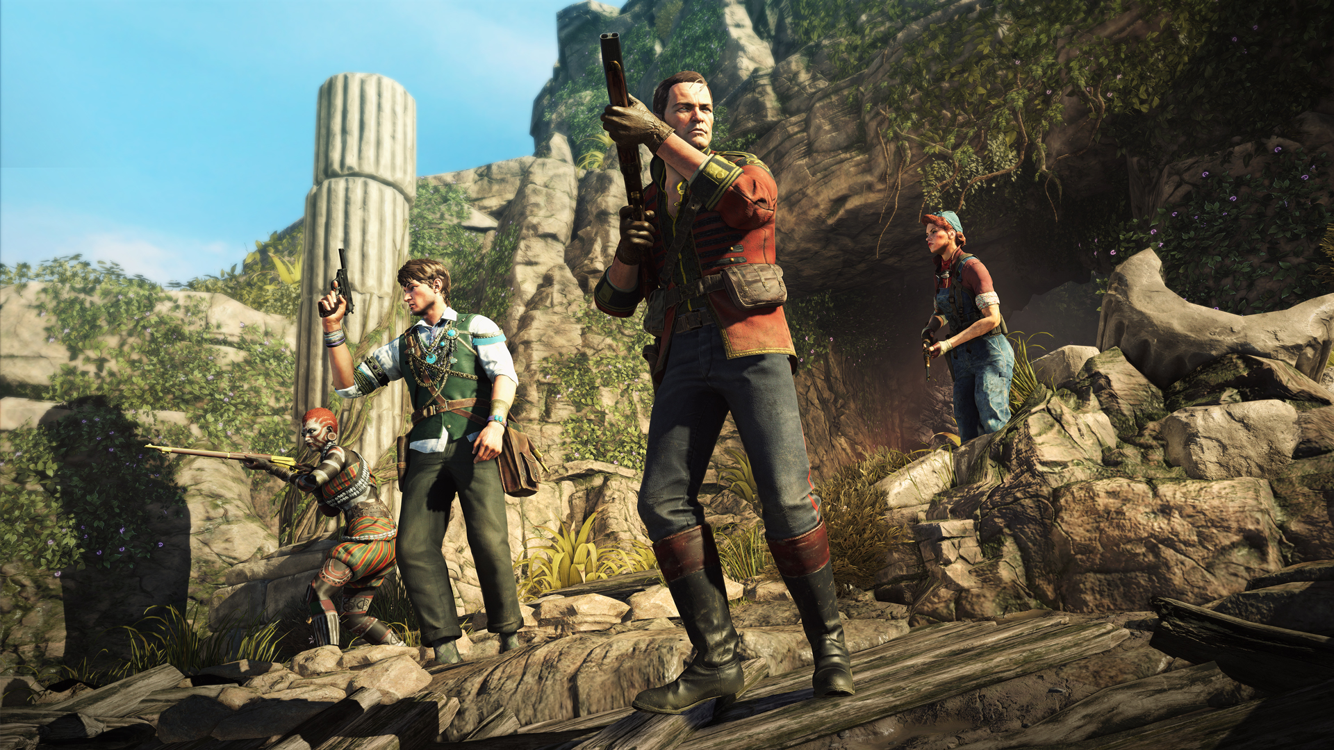 Find the best laptop for Strange Brigade