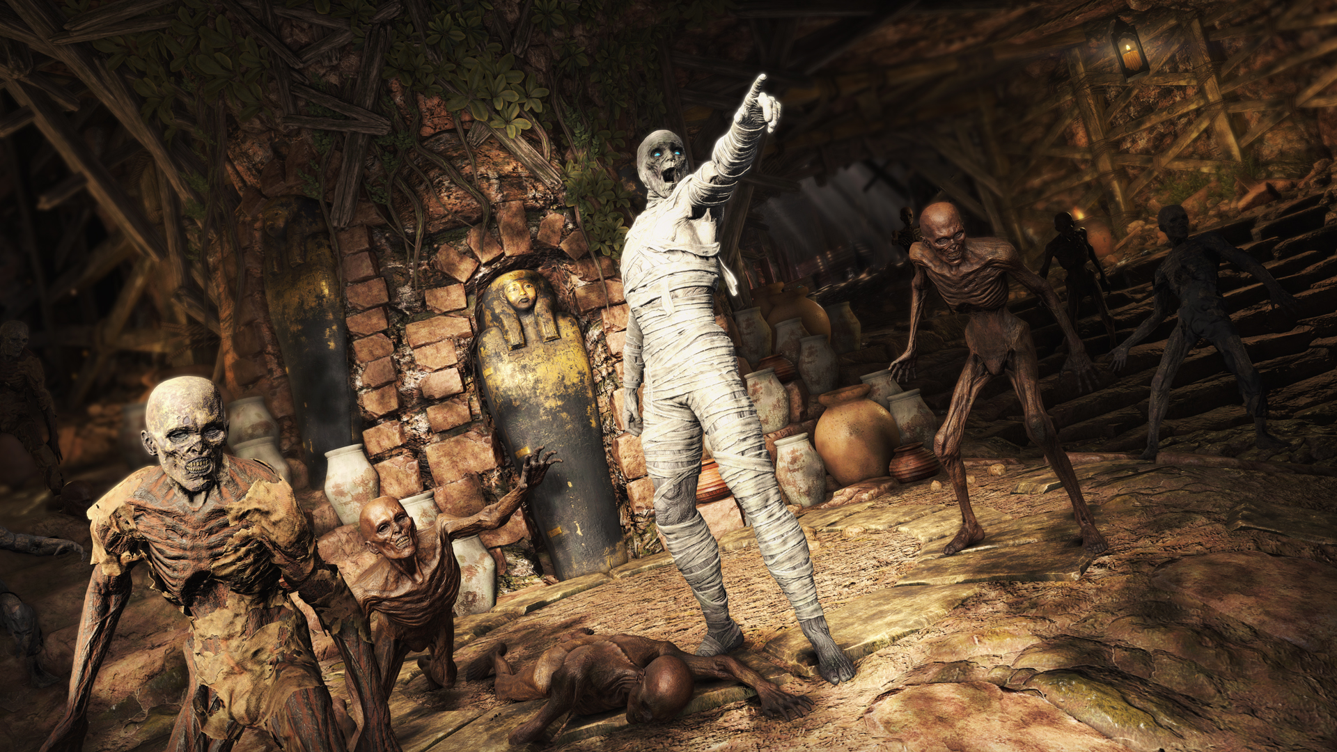 Strange Brigade Screenshot 3