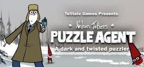 Puzzle Agent cover art