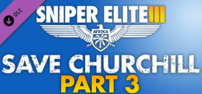 Sniper Elite 3 - Save Churchill Part 3: Confrontation