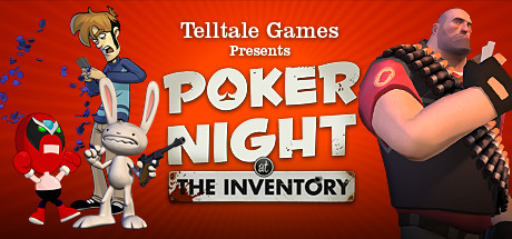 Poker Night at the Inventory cover art