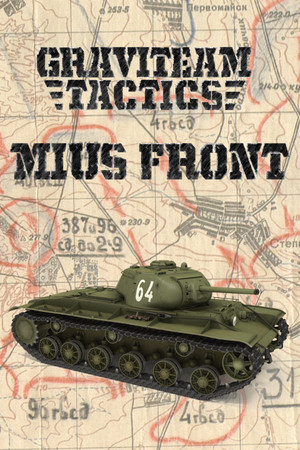 Graviteam Tactics: Mius-Front poster image on Steam Backlog