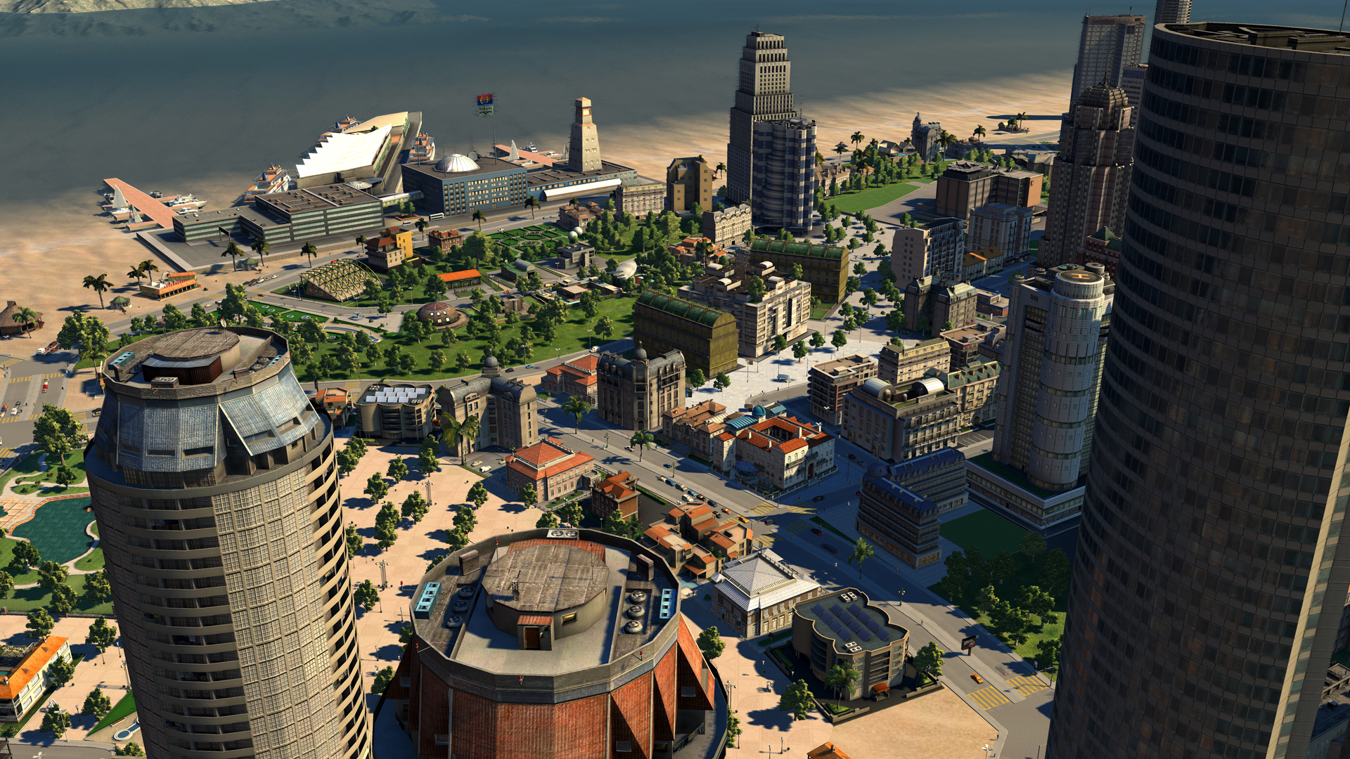 Cities XXL ESPAÑOL PC Full (PLAZA) 4