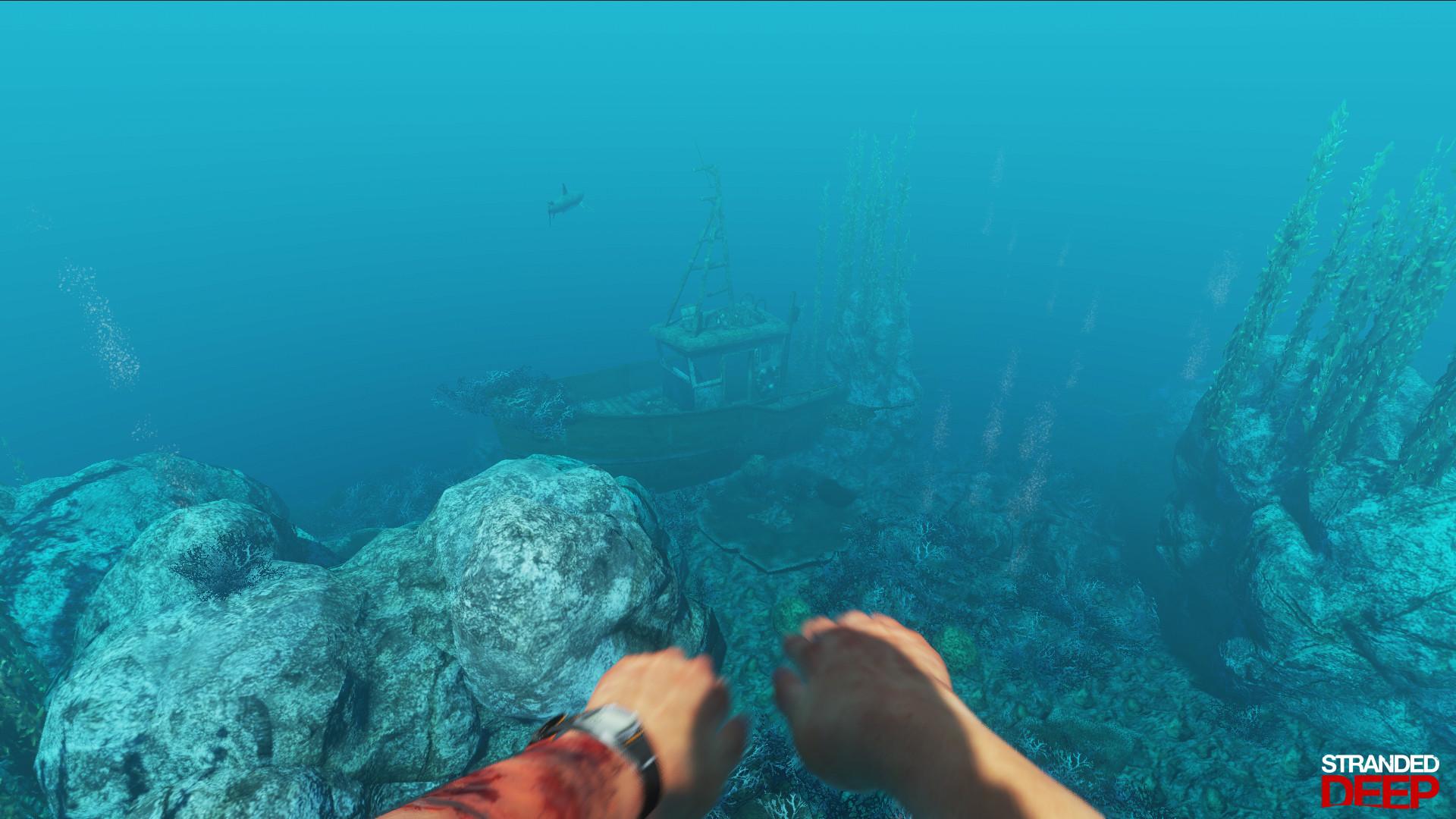 Stranded Deep World Map.Stranded Deep On Steam