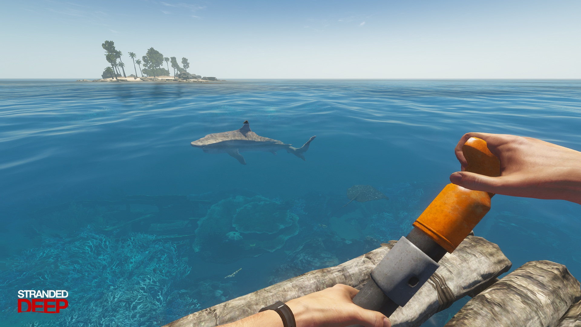 Stranded Deep Screenshot 3