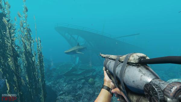 скриншот Stranded Deep 4