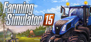 Farming Simulator 15 cover art