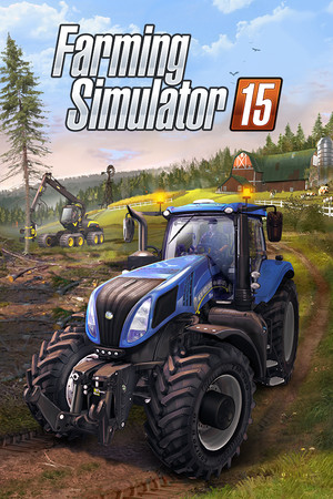 Farming Simulator 15 poster image on Steam Backlog