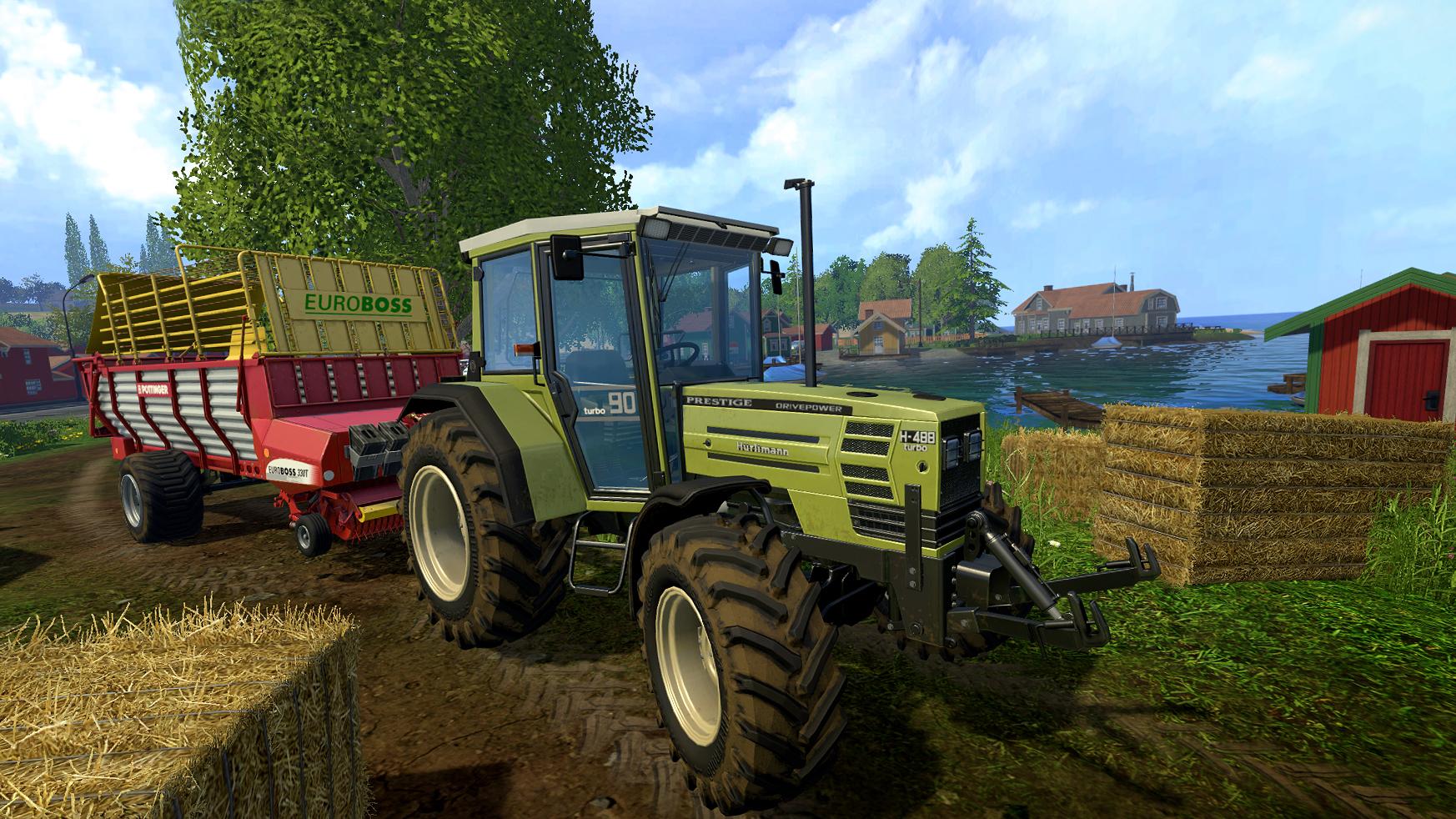 Farming Simulator 15 ESPAÑOL XBOX 360 (Region FREE) (COMPLEX) 6
