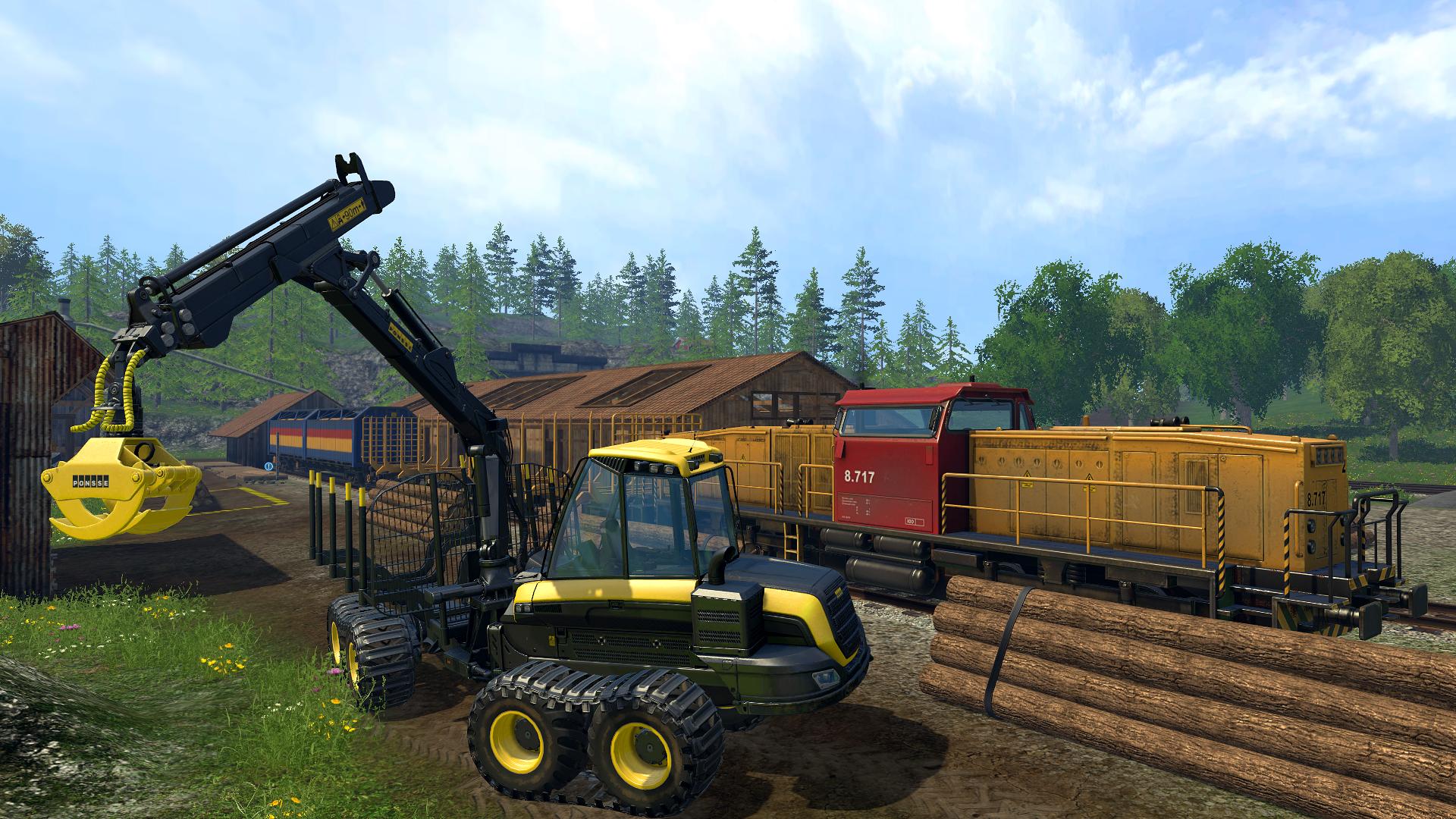 Farming Simulator 15 ESPAÑOL XBOX 360 (Region FREE) (COMPLEX) 10