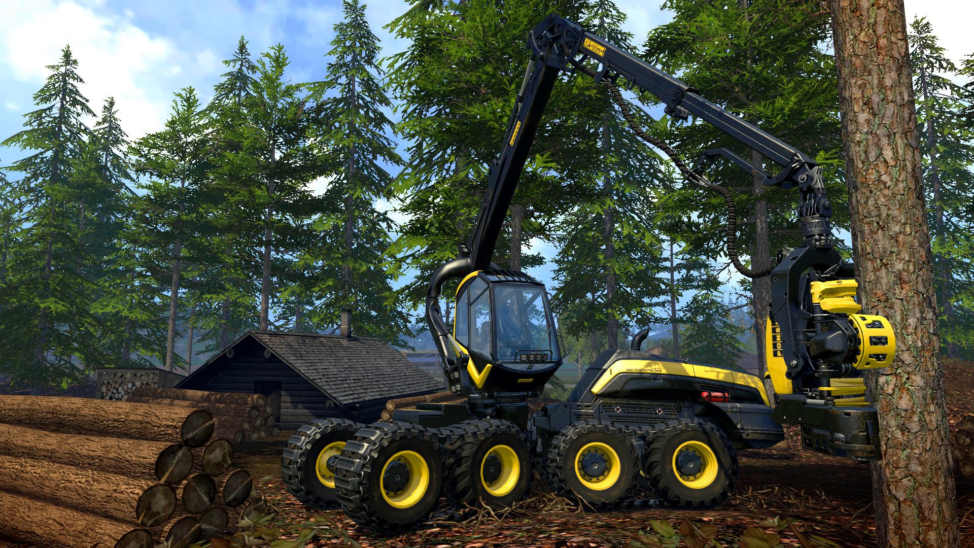 Farming Simulator 15 ESPAÑOL XBOX 360 (Region FREE) (COMPLEX) 8
