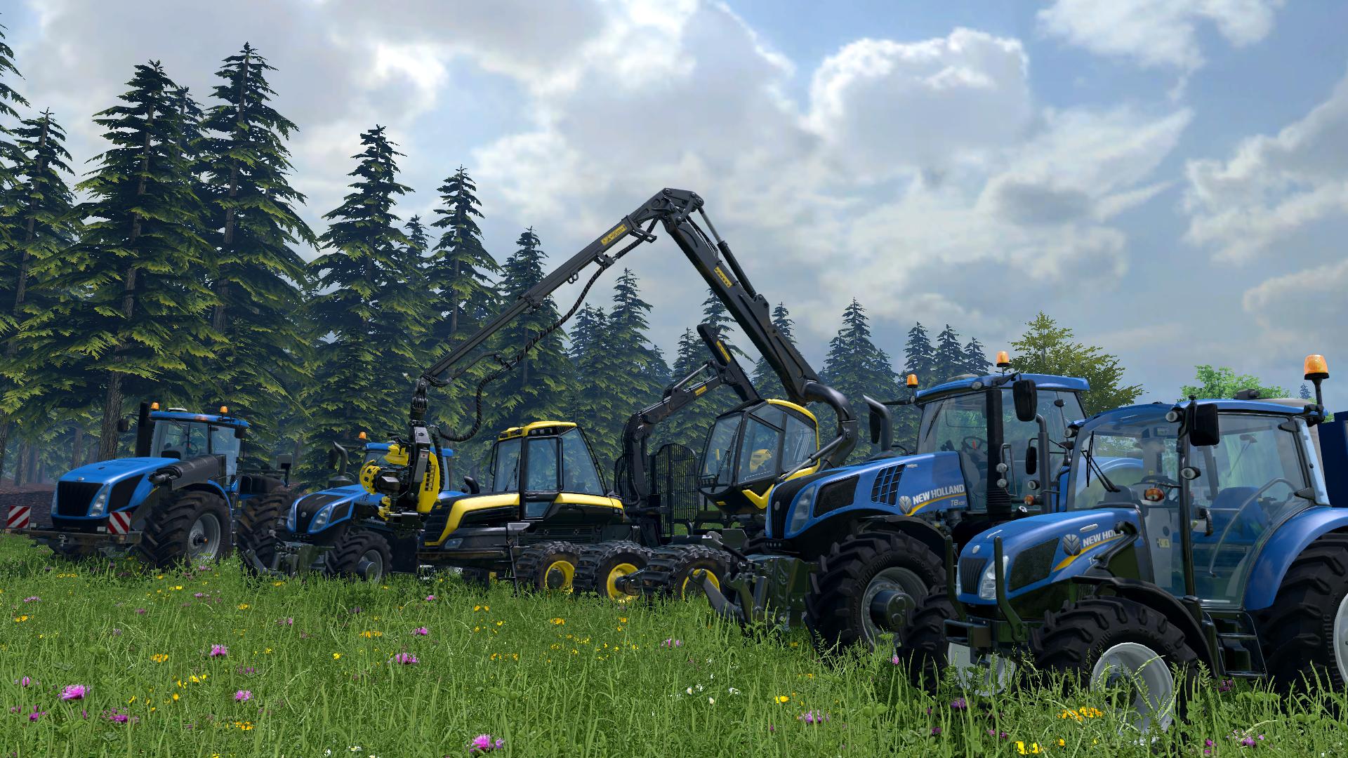 Farming Simulator 15 ESPAÑOL XBOX 360 (Region FREE) (COMPLEX) 3