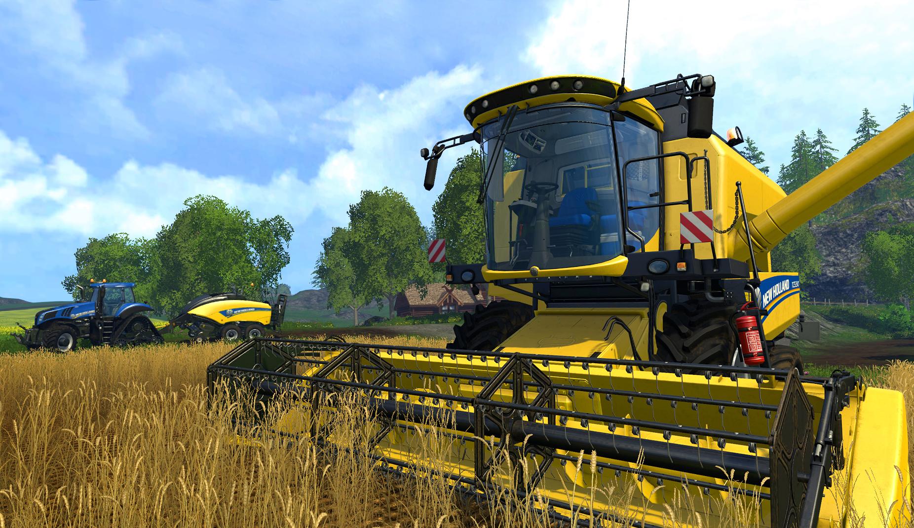 Farming simulator free full. download