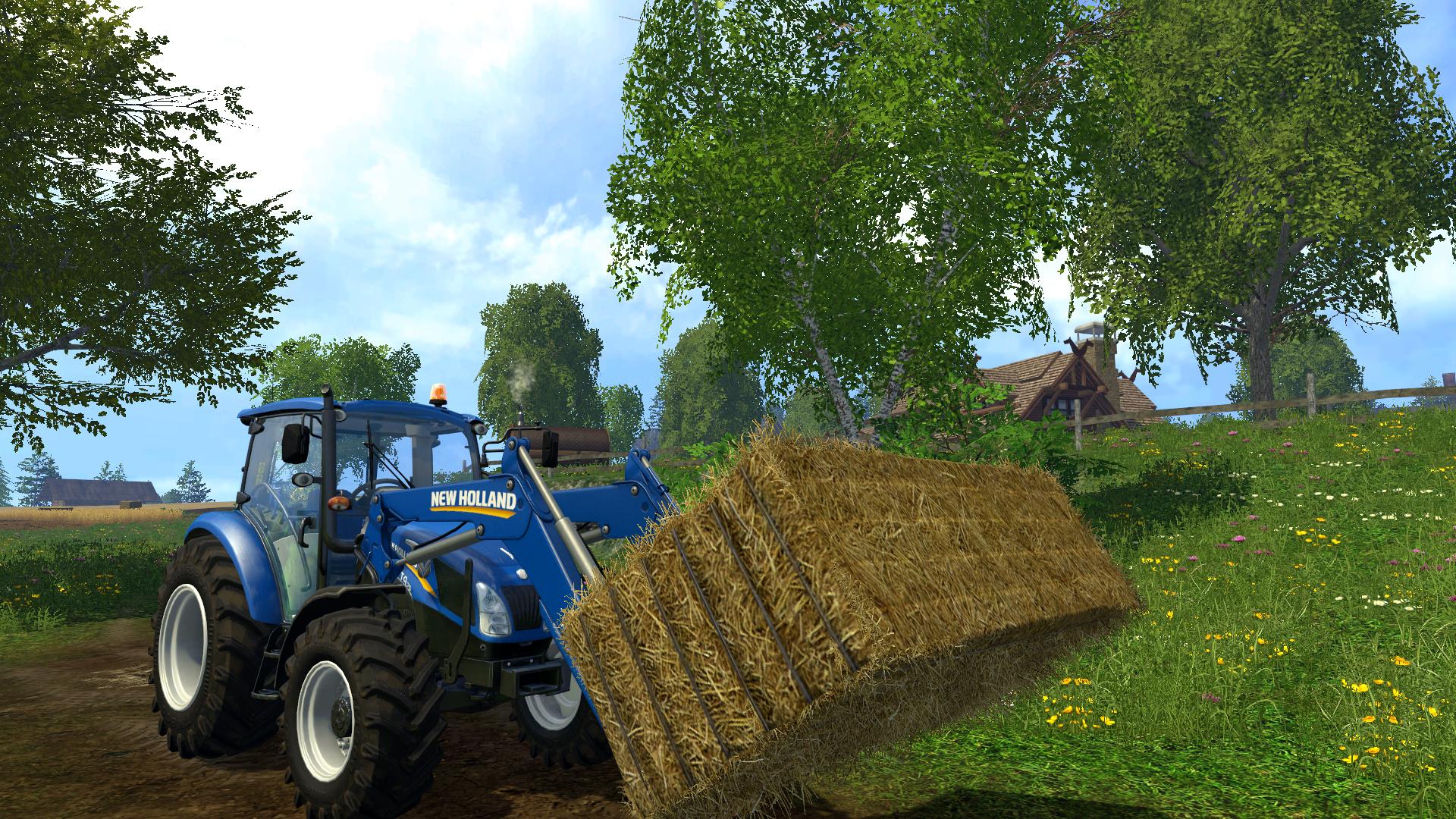 Farming Simulator 15 ESPAÑOL XBOX 360 (Region FREE) (COMPLEX) 9