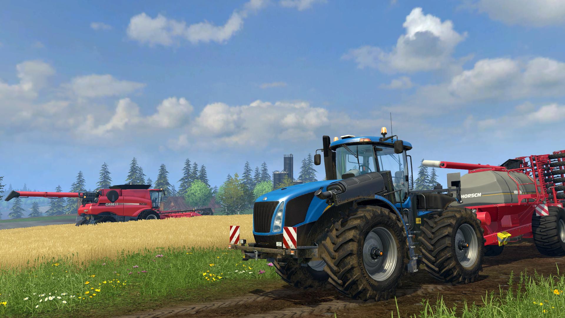 Farming Simulator 15 ESPAÑOL XBOX 360 (Region FREE) (COMPLEX) 2