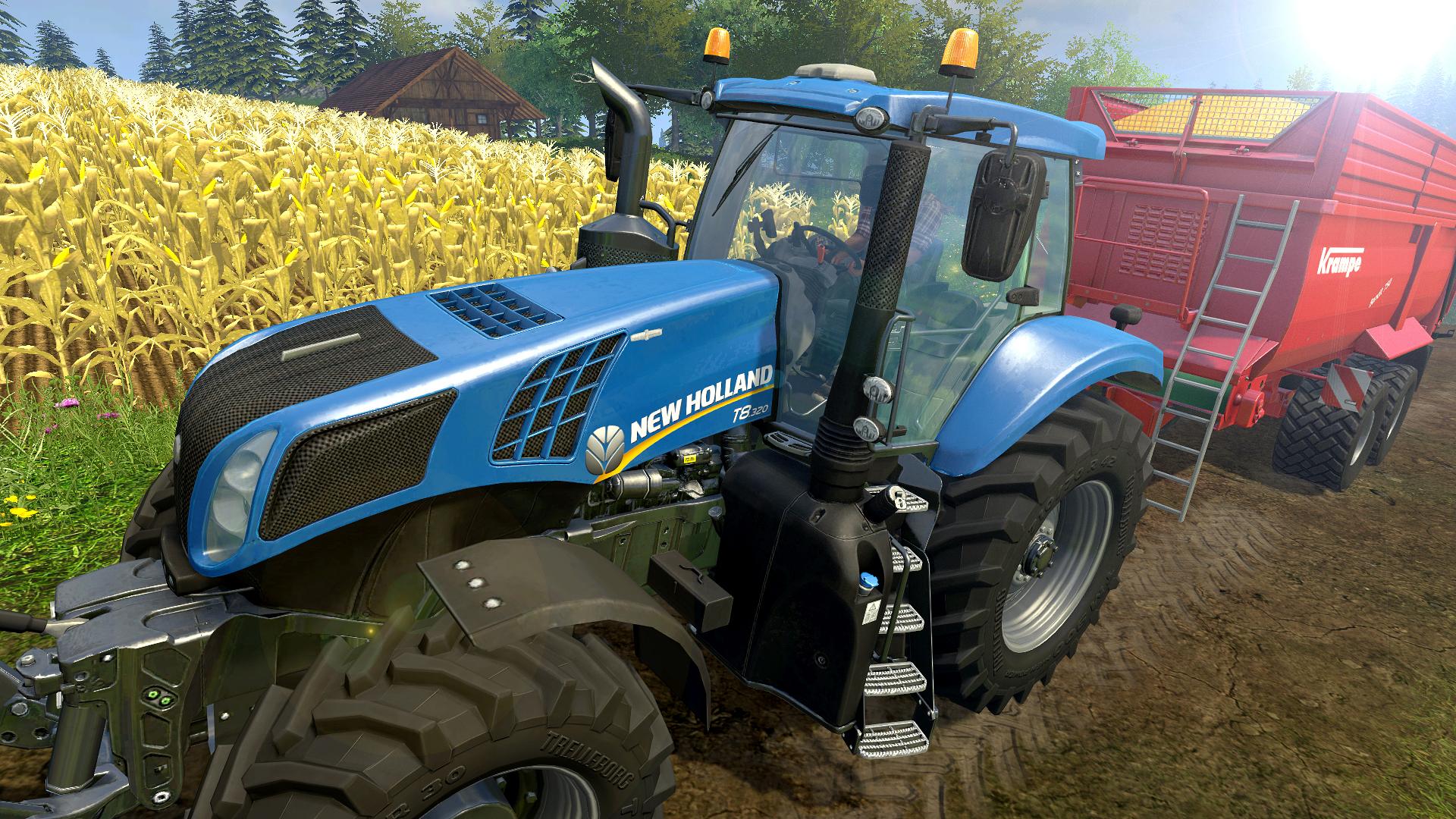 Farming Simulator 15 ESPAÑOL XBOX 360 (Region FREE) (COMPLEX) 4