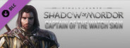 Middle-earth: Shadow of Mordor - Captain of the Watch Character Skin