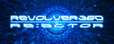 REVOLVER360 RE:ACTOR - 次元转换射击
