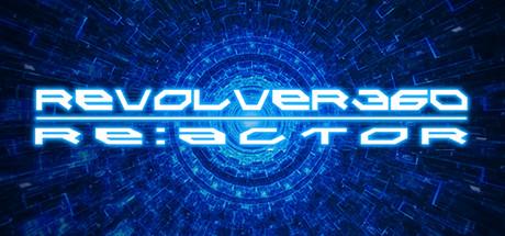REVOLVER360 RE:ACTOR cover art