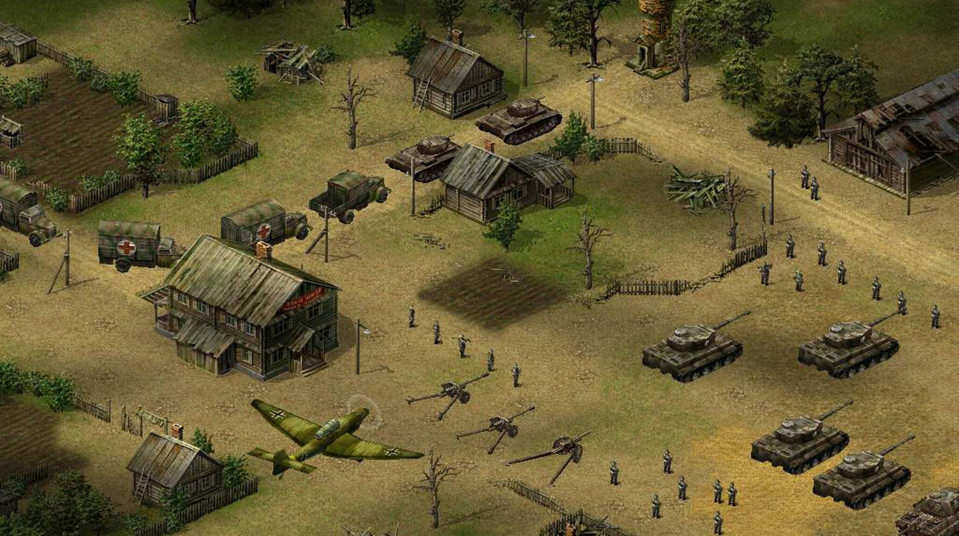 Blitzkrieg Anthology screenshot 3