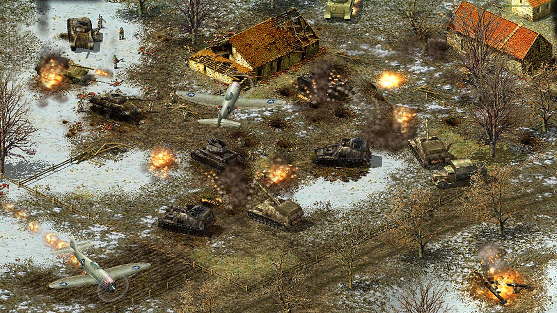 Blitzkrieg Anthology screenshot 1