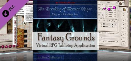 Fantasy Grounds - PFRPG The Breaking of Forstor Nagar