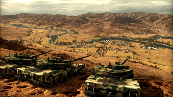скриншот Wargame Red Dragon - The Millionth Mile 1